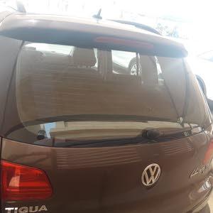 90,000 - 99,999 km Volkswagen Tiguan 2012 for sale