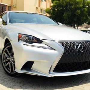 2014 LEXUS IS250 FSPORT EDITION