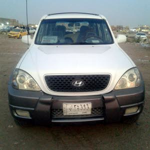 For sale 2005 White Terracan