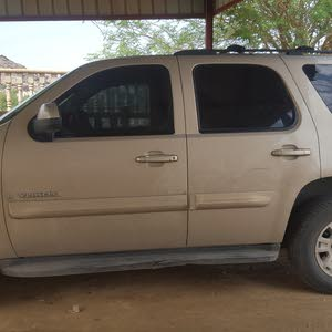 Automatic Beige GMC 2008 for sale