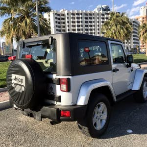 Jeep Wrangler car for sale 2008 in Kuwait City city