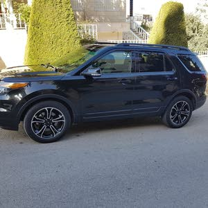 2015 Ford Explorer Sport Twin Turbo For Sale (Low Milage)