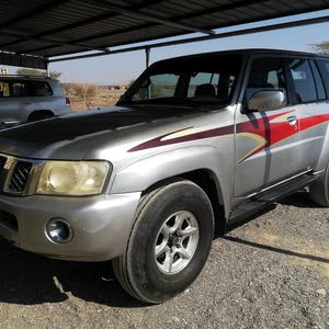 Nissan Patrol car for sale 2006 in Muscat city