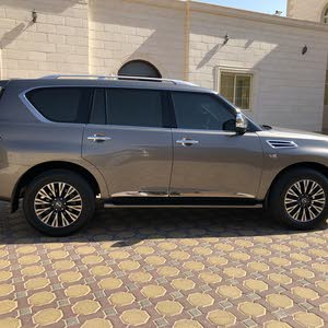 Nissan Patrol for sale in Al Ain