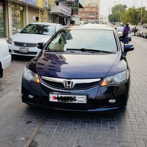 honda civic 2009 in good condition full option