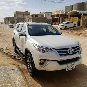 40,000 - 49,999 km mileage Toyota Fortuner for sale