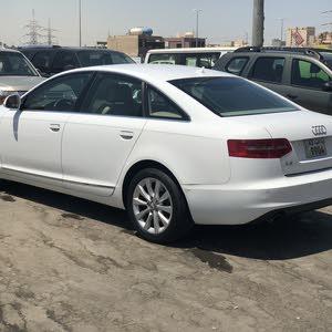 Audi A6 2010 For sale - White color