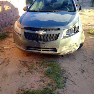 2010 Used Cruze with Manual transmission is available for sale