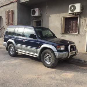 Gasoline Fuel/Power   Mitsubishi Pajero 2002
