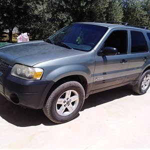 Used Ford Escape in Amman