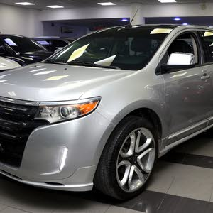 Used condition Ford Edge 2013 with 100,000 - 109,999 km mileage