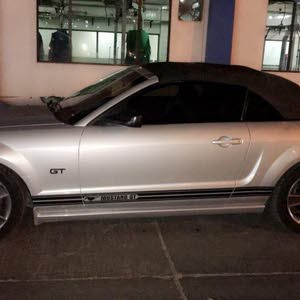 Grey Ford Mustang 2008 for sale