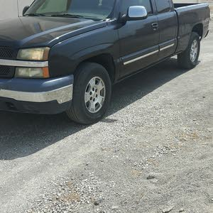 2004 Used Silverado with Automatic transmission is available for sale
