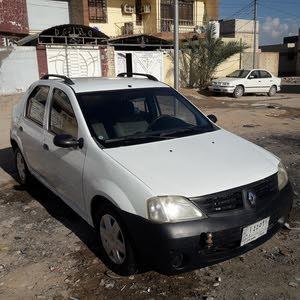 White Renault Logan 2010 for sale