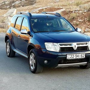 Renault Duster 2013 For sale - Blue color