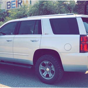 2017  Tahoe with  transmission is available for sale