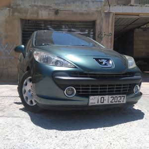 Peugeot 207 for sale, Used and Manual