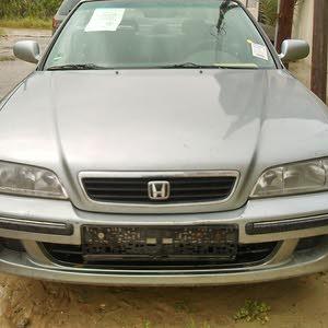 Honda accord 1997 هوندا اكورد جمرك 18