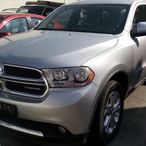 Used Dodge Durango,2012 MY,3.6L,A/T, Fabric Seats,