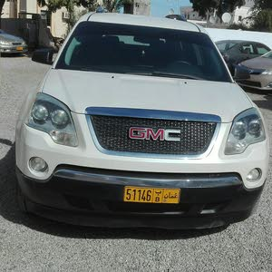 GMC Acadia 2009 For sale - White color