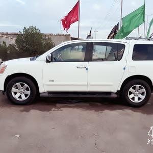 150,000 - 159,999 km Nissan Armada 2006 for sale