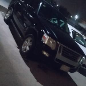 Black Ford Explorer 2006 for sale