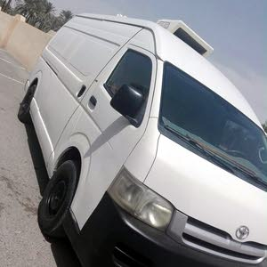 Used condition Toyota Hiace 2007 with 0 km mileage