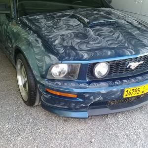 Ford Mustang car for sale 2008 in Al Khaboura city