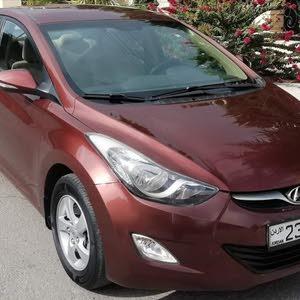 Hyundai Elantra 2013 - Used