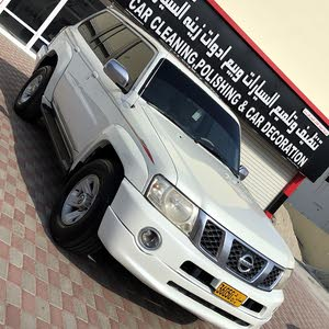 White Nissan Patrol 2005 for sale