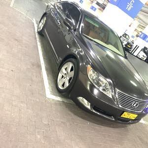 Beige Lexus LS 2007 for sale