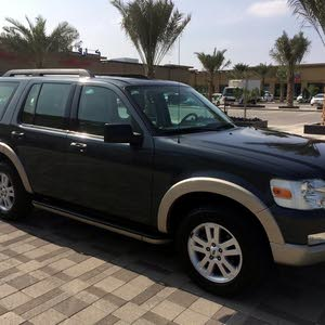 Ford Explorer 2010 For sale - Green color
