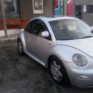 Volkswagen Beetle made in 2000 for sale