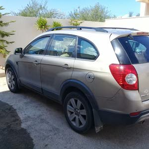 Chevrolet Captiva made in 2007 for sale