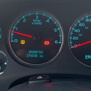 Gasoline Fuel/Power   Chevrolet Suburban 2009