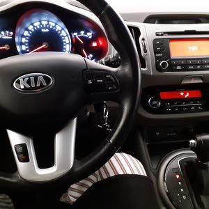 Automatic Kia 2013 for sale - Used - Misrata city