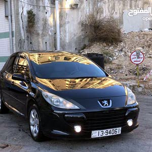 Peugeot 307 car for sale 2006 in Amman city