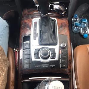 Audi A6 car for sale 2010 in Misrata city
