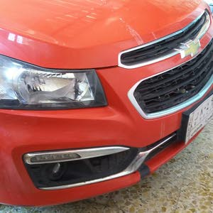 Automatic Red Chevrolet 2015 for sale