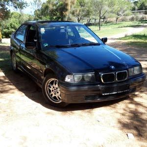 Manual Black BMW 1999 for sale