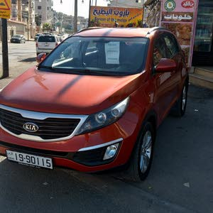 2012 Sportage for sale