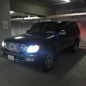 Lexus LX 2004 For Sale