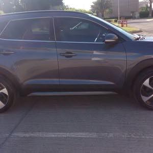 Hyundai Tucson 2017 For sale - Grey color