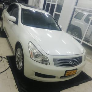 infiniti g35 2007 for ergent sale