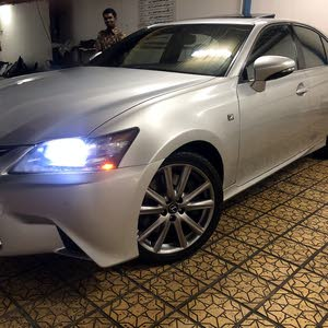 Silver Lexus GS 2014 for sale