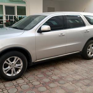 Dodge Durango 2012 For sale - Silver color