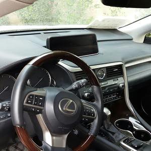 Lexus RX car for sale 2016 in Baghdad city