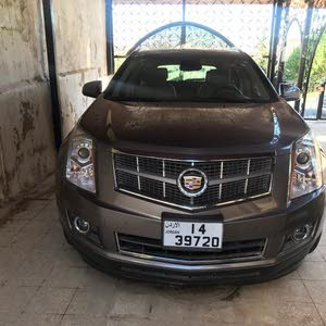 Cadillac SRX car is available for sale, the car is in Used condition
