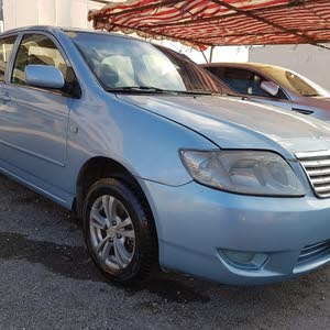 Automatic Blue Toyota 2005 for sale
