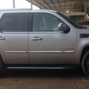 Silver Cadillac Escalade 2010 for sale